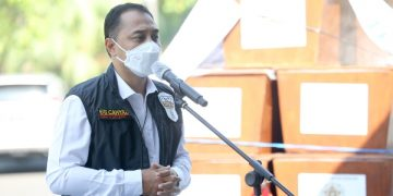 Wali Kota Surabaya Eri Cahyadi.